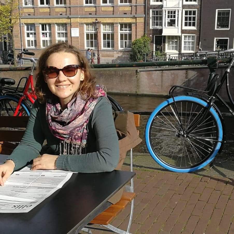 Alina Toma, #HRBeyond